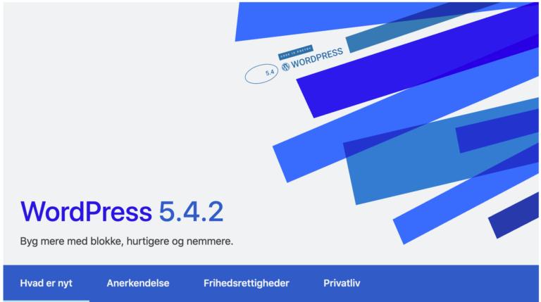 WordPress uge 24.. nyheder