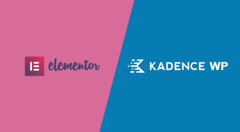 Elementor VS Kadence Blocks