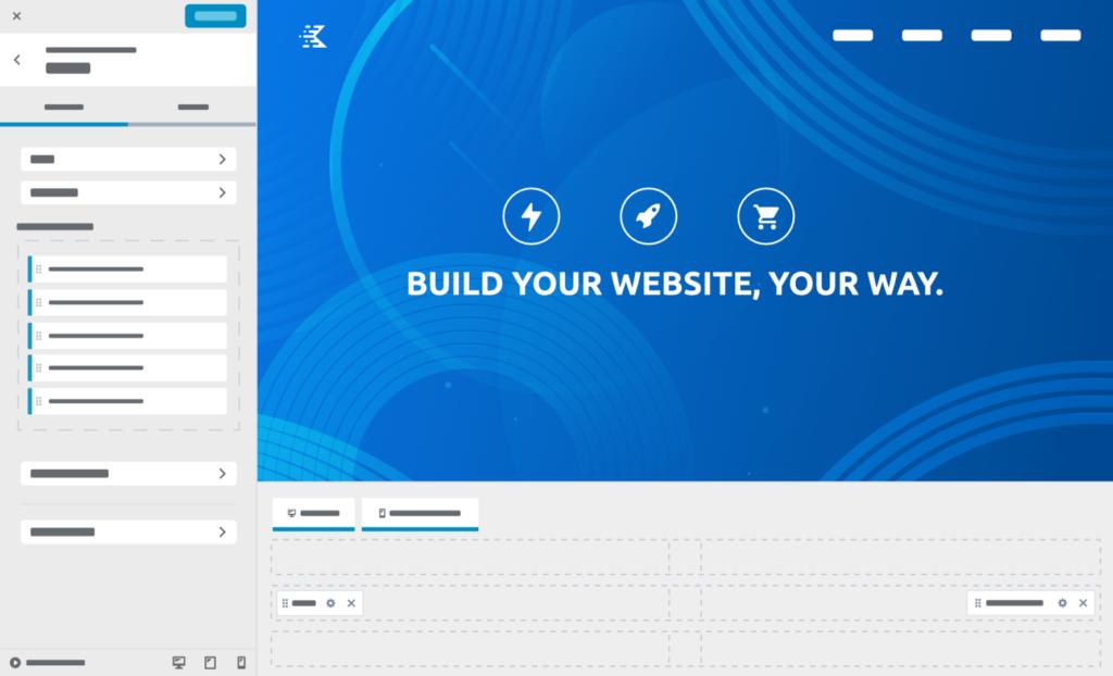 Det bedste og hurtigste tema til WordPress.